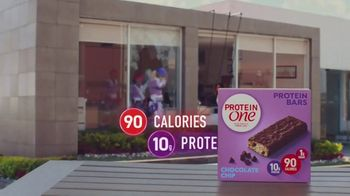 Protein One Chocolate Chip Bars TV Spot, 'Snack Emergency' - Thumbnail 10