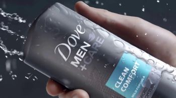 Dove Men+Care Body Wash TV Spot, 'Hydration for Healthier, Stronger Skin' - Thumbnail 8