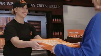 Little Caesars 5 Meat Feast TV Spot, 'Done It Again'
