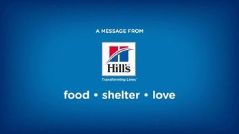 Hill's Pet Nutrition Science Diet TV Spot, 'Lift a Pet: Clear the Shelters' - Thumbnail 1