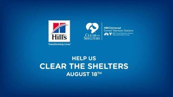 Hill's Pet Nutrition Science Diet TV Spot, 'Lift a Pet: Clear the Shelters' - Thumbnail 7