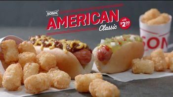 Sonic Drive-In American Classic TV Spot, 'Perro caliente' [Spanish] - Thumbnail 1