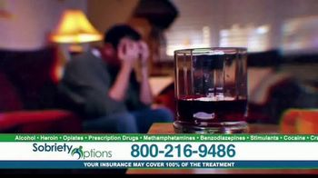 Sobriety Options TV Spot, 'The Cost' - Thumbnail 1