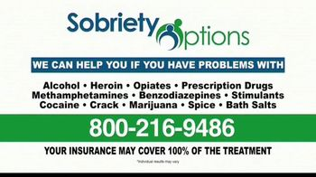 Sobriety Options TV Spot, 'The Cost' - Thumbnail 7