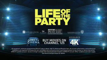 DIRECTV Cinema TV Spot, 'Life of the Party' Song by Outasight - Thumbnail 8