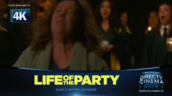 DIRECTV Cinema TV Spot, 'Life of the Party' Song by Outasight