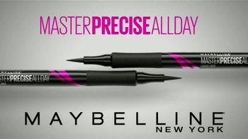 Maybelline Master Precise All Day TV Spot, 'Precisión' [Spanish] - Thumbnail 6
