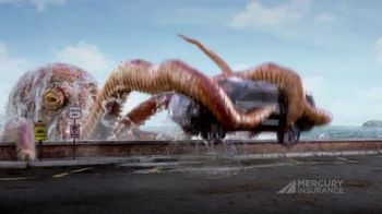 Mercury Insurance TV Spot, \'The Kraken\'