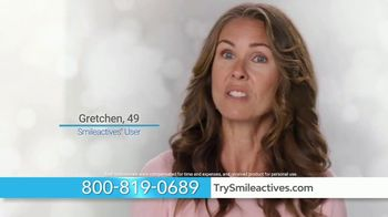 Smileactives TV Spot, 'Accelerates Whitening Results'