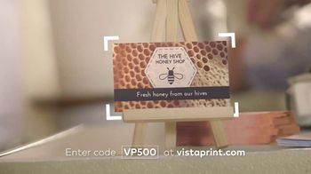 Vistaprint TV Spot, 'Multi Phase II DR BC offer VP500' - Thumbnail 3