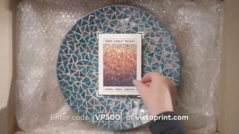 Vistaprint TV Spot, 'Multi Phase II DR BC offer VP500' - Thumbnail 6