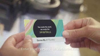 Vistaprint TV Spot, 'Multi Phase II DR BC offer VP500' - Thumbnail 8