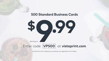 Vistaprint TV Spot, 'Multi Phase II DR BC offer VP500' - Thumbnail 9