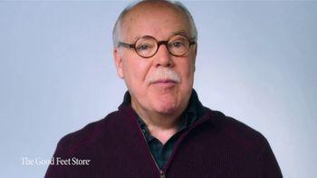 The Good Feet Store TV Spot, 'Dan's Good Feet Story' - Thumbnail 7