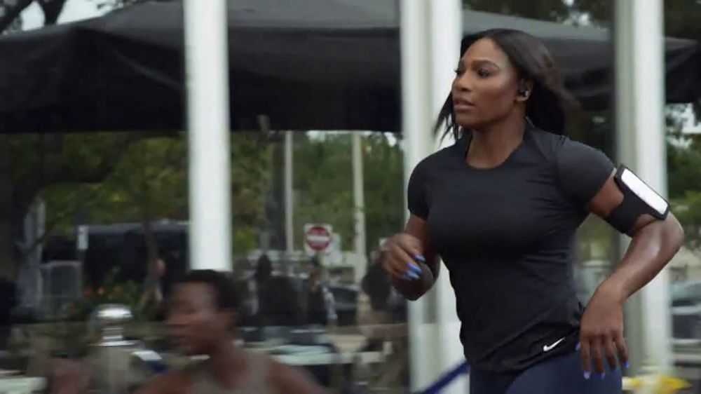 JPMorgan Chase TV Commercial, 'Serena's Way' Featuring Serena Williams