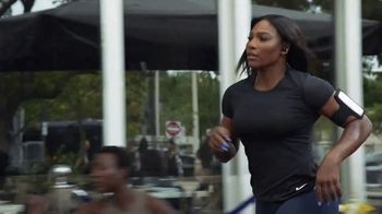 JPMorgan Chase TV Spot, 'Serena's Way' Featuring Serena Williams - 1944 commercial airings
