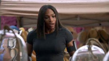 Chase TV Spot, 'Serena's Way' Featuring Serena Williams - Thumbnail 4