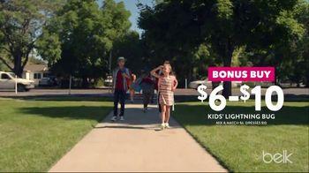 Belk Make It Epic TV Spot, '2018 Back to School: Bonus Buys'