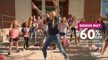 Belk Make It Epic TV Spot, ' Back to School: Bonus Buys' - Thumbnail 6