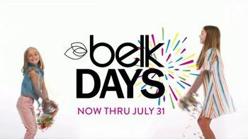 Belk Days TV Spot, 'Back to School Bonus Buys: Pants, Dresses and Shoes' - Thumbnail 1