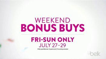 Belk Days TV Spot, 'Back to School Bonus Buys: Pants, Dresses and Shoes' - Thumbnail 2