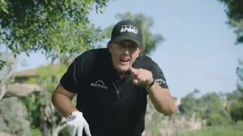 Callaway Chrome Soft TV Spot, 'Don't Move' Featuring Phil Mickelson - Thumbnail 1