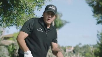 Callaway Chrome Soft TV Spot, 'Don't Move' Featuring Phil Mickelson - Thumbnail 2
