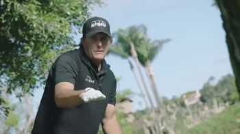 Callaway Chrome Soft TV Spot, 'Don't Move' Featuring Phil Mickelson - Thumbnail 3