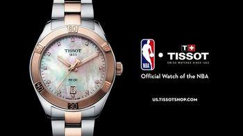 Tissot PR100 Lady Sport Chic TV Spot, 'Diamond' - Thumbnail 8