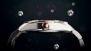 Tissot PR100 Lady Sport Chic TV Spot, 'Diamond' - Thumbnail 5