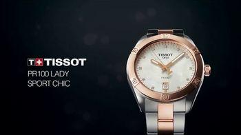 Tissot PR100 Lady Sport Chic TV Spot, 'Diamond' - Thumbnail 6