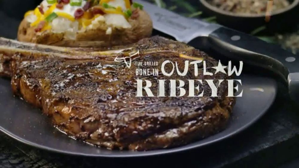 Longhorn Steakhouse TV Commercial, 'Fire Crafted Flavors'