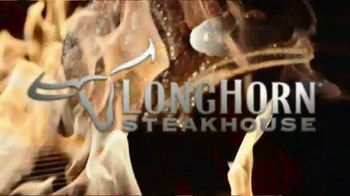 Longhorn Steakhouse TV Spot, 'Fire Crafted Flavors' - Thumbnail 3