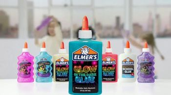 Elmer's Glow in the Dark Glue TV Spot, 'Slime' - Thumbnail 1