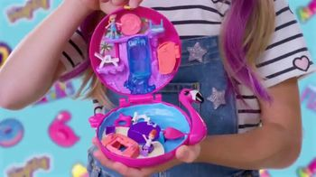 Polly Pocket Compacts TV Spot, 'Pool Party' - Thumbnail 3