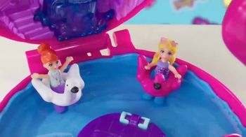 Polly Pocket Compacts TV Spot, 'Pool Party' - Thumbnail 4