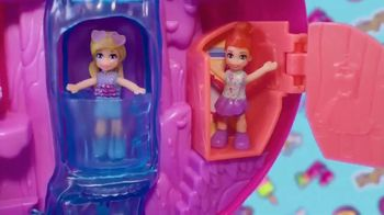 Polly Pocket Compacts TV Spot, 'Pool Party' - Thumbnail 5