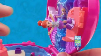 Polly Pocket Compacts TV Spot, 'Pool Party' - Thumbnail 7