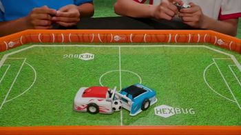 Hexbug Robotic Soccer TV Spot, 'Bring Home the Win'