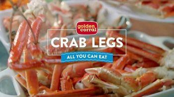 Golden Corral All You Can Eat Crab Legs TV Spot, 'Enjoy a Feast' - Thumbnail 1