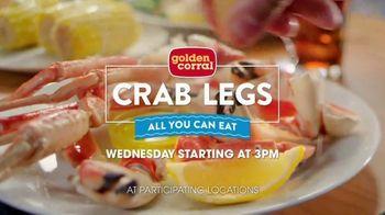 Golden Corral All You Can Eat Crab Legs TV Spot, 'Enjoy a Feast' - Thumbnail 10