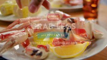 Golden Corral All You Can Eat Crab Legs TV Spot, 'Enjoy a Feast' - Thumbnail 9