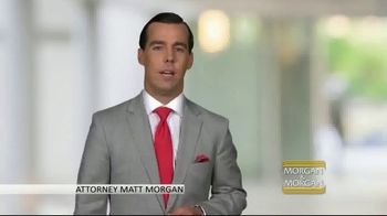 Morgan and Morgan Law Firm TV Spot, 'Matt Morgan: Insurance Dispute'