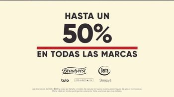 Mattress Firm Evento de Ahorros TV Spot, 'Tiempo limitado' [Spanish] - Thumbnail 4