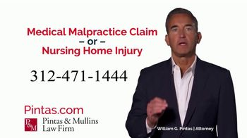 Pintas & Mullins Law Firm TV Spot, 'Medical Malpractice Claim'