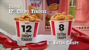 KFC $20 Fill Ups TV Spot, 'Feed a Family of Four' - Thumbnail 5