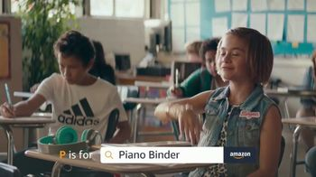 Amazon TV Spot, 'Back to School: Laser Cat' - Thumbnail 6