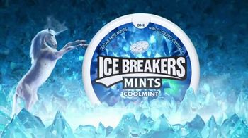 Ice Breakers Coolmint Flavored Mints TV Spot, 'Majestical' - Thumbnail 10