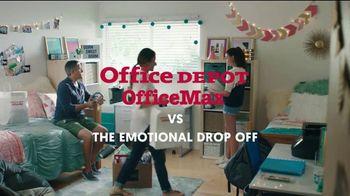 Office Depot OfficeMax TV Spot, 'The Emotional Drop Off: Laptop' - Thumbnail 2