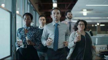 Dunkin' Donuts Dunkin' Run Menu TV Spot, 'Triumphing' - Thumbnail 1